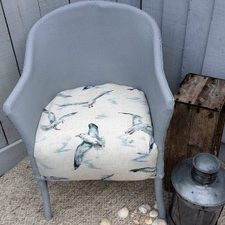 Lloyd Loom Chair Shabby Chic Chair Vintage Chair